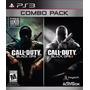 Call Of Duty: Black Ops I & Ii Combo Ps3 En Tecno-gaming