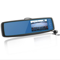 Espejo Retrovisor Monitor Camara Reversa Accesorios Autos
