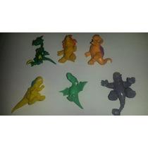 Colección Completa Dinosaurios Wonder