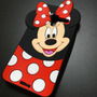 Funda Protector Alcatel One Touch Pixi 3 5015 5.0 Minnie Mou