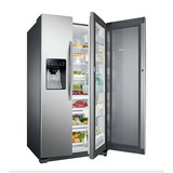 Refrigerador Samsung Duplex Show Case Al 40% De Dto.