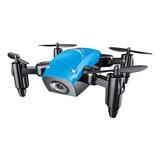 Drone Broadream S9w Con Cámara Hd Blue