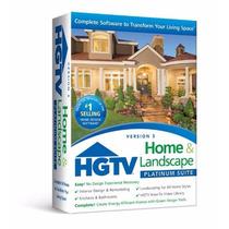 Hgtv Home & Landscape Platinum Suite 3.0 Software De Diseño