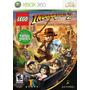 Lego Indiana Jones 2 The Adventure Continues Xbox 360 Nuevo