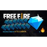 Carga  100 + 10  Diamantes Free Fire