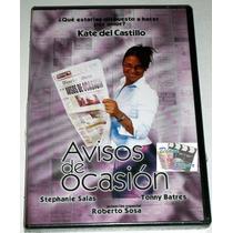 Dvd: Avisos De Ocasión (2004) Kate Del Castillo!!