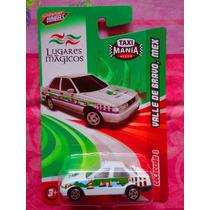 Taxi Mania Carro De Valle De Bravo Mex