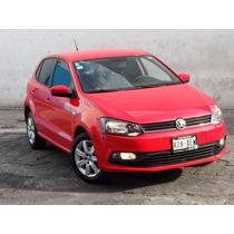 Volkswagen Polo 2015 5p L-4 1.6l Automotriz Cantera