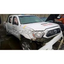 Toyota Tacoma 4x4 2012...siniestrado Para Reparar...