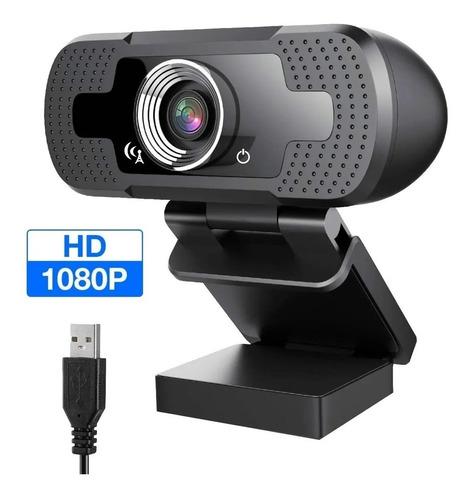Cámara Web Full Hd De 1080p Con Micrófono Para Skype Zoom