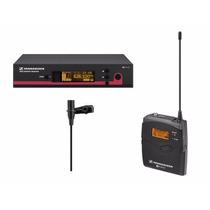 Sennheiser Ew112g3 Micrófono Lavalier Omnidireccional
