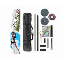 Tubo Pole Pro-fit 45mm Professional Portable Spinning Dance