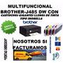 Nueva Multifuncional Brother Mfc-j485dw Envio Gratis