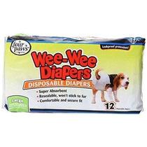 Pañal Para Perro Wee-wee Desechables Perrito Pañales Grande