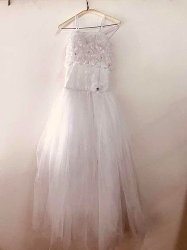 Vestido De Novia O De Xv Años En Perfecto Estado En Venta En