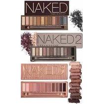 Paletas Naked Sombras 1 2 3 Y 5 100% Calidad 12 Tonos