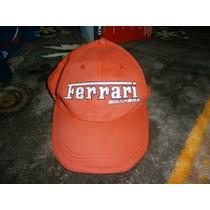 Gorra Ferrari Original