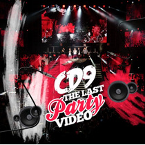 The Last Party Video / Cd9 / Disco Cd Con 8 Canciones + Dvd