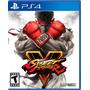 ..:: Street Fighter 5 Ps4 ::.. En Gamewow