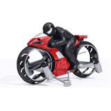 Dron De Moto A Control Remoto Giros 360° Juguete Para Niños