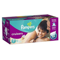 Tamaño Pañales Pampers Cruisers Economy Plus Pack 7 92 Conde