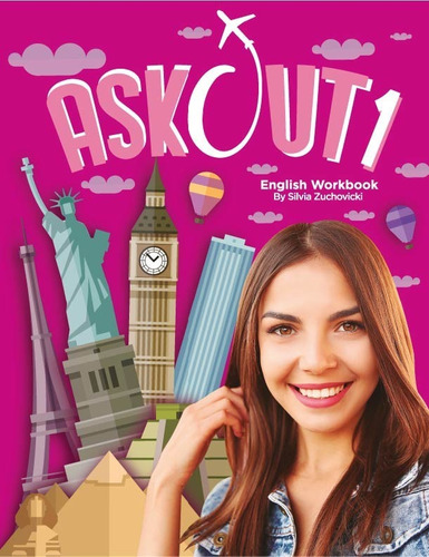 Libro Ask Out 1