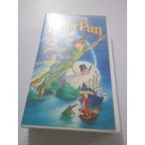 Peter Pan Pelicula De Colección Vhs