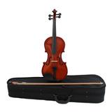 Paquete Violin Amadeus 4/4 3/4 1/2 1/4 1/8 1/16 Accesorios