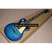 Gibson Les Paul Standard Blue Tiger