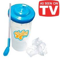 Slushy Cool Vaso Enfriador Para Hacer Raspados Como Tv