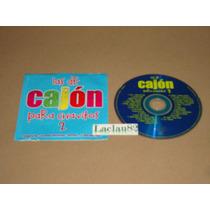 Las De Cajon Para Chavitos 2 - 2004 Sony Cd Timbiriche Onda
