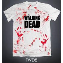 Playeras The Walking Dead Apocalipsis Zombies Daryl Dixon