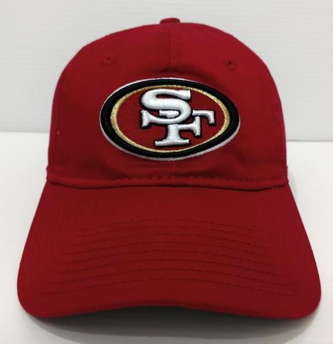 New Era Nfl San Francisco 49ers Gorra Roja Original ecb58512788