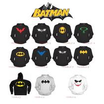 Personaliza Tus Sudaderas Superman, Batman, Capitan America