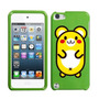 Funda Protector Apple Ipod Touch 5g Verde/ratón