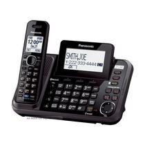 Teléfono Inalámbrico Panasonic Kx-tg9541b 2 Lineas