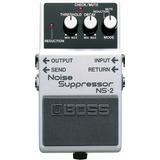 Boss Ns-2 Pedal Compacto Noise Suppressor