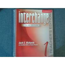 Interchange 1 Teachers Edition 3a Edicion