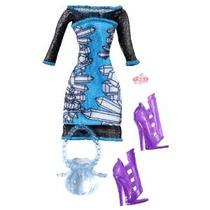 Monster High Abbey Bominable Básica Moda Paquete