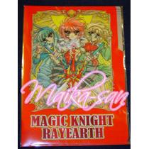 En Mexico Rayearth Guerreras Magicas Folder