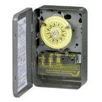 Reloj Timer Sencillo Para Moto Bomba De Alberca