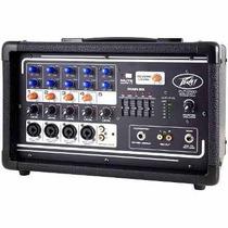 Peavey 03608710 Mezcladora | Mp3 Mixer 200w