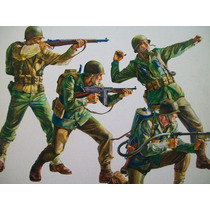 2a3 Modelismo Militar Tamiya Us Army Infantry Esc.1/35