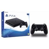 Consola Playstation 4 Slim Ps4 1tb Control Inalambrico Nueva