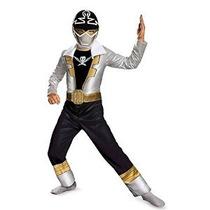 Disfraz Saban Súper Megaforce Power Rangers Guardabosques Es