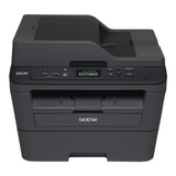 Impresora Multifunción Brother Dcp-l2540dw Con Wifi 110v/220v Negra