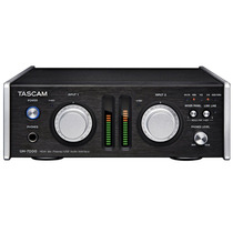 Tascam Uh-7000 High Resolution Usb Interface Mic Pream Nuevo