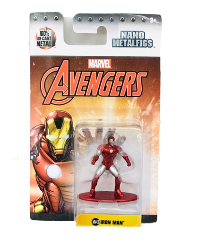 Marvel Nano Metalfigs Die Cast Metal