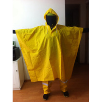 Impermeable Dry Drop Oferta Poncho Grueso Tipo Industrial