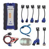 Nexiq Usb Link 2 Bluetooth Full , Factura , Set Completo Con Cables Y Programas De Regalo
